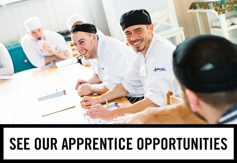 Apprenticeships at The Hancock
