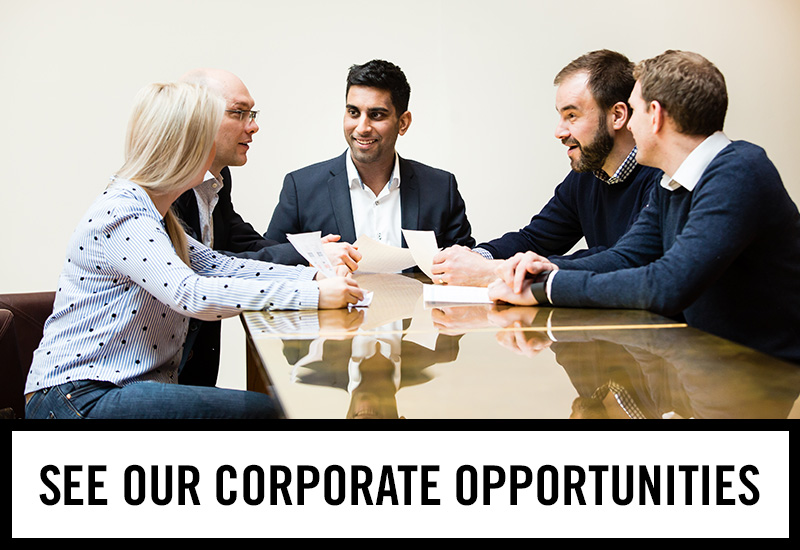 Corporate opportunities at The Hancock