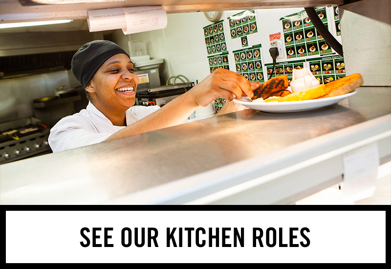 Kitchen roles at The Hancock