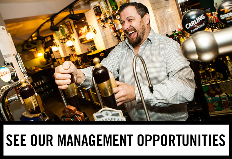 Management opportunities at The Hancock